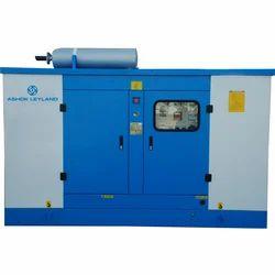 Ashok Leyland Automatic Silent Generator, Power: 5 to 2200 kVA