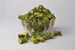 Freeze Dry Freeze Dried Okra