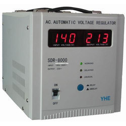 Single Phase AC Automatic Voltage Regulator