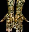 Stylish Full Hand Mehndi Design Service