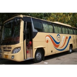 45 Volvo Bus On Rent Services, Seating Capacity: 18 Seater