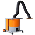 Robotic Welding Stations Fume Extraction System