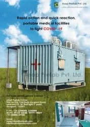 Medical Lab Container