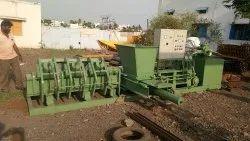 5 Kg Coco Pith Block Briquetting Press