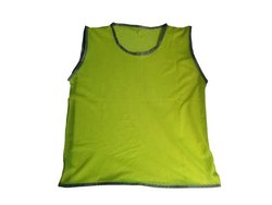 Mesh Training Bibs with Reflective Piping