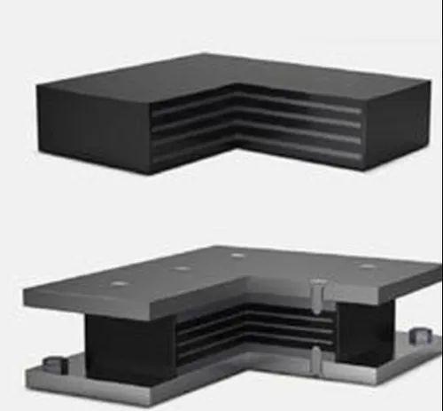 Elastomeric Neoprene Bearing Pad, Size: Standard, Rs 1200 /piece | ID:  1587132255
