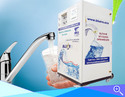 Blue Reverse Osmosis Water Purifiers Plant