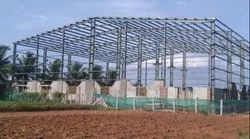 Roofing Sheet & PEB Erection With Galvanizing Coating / Instalation / Fabrication