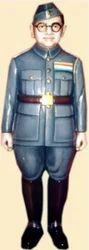 Subhash Chandra Marble Statue