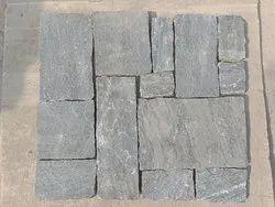 Black West Coast Castlestone Veneer, Size: Free Size, Packaging Type: Wooden Crates