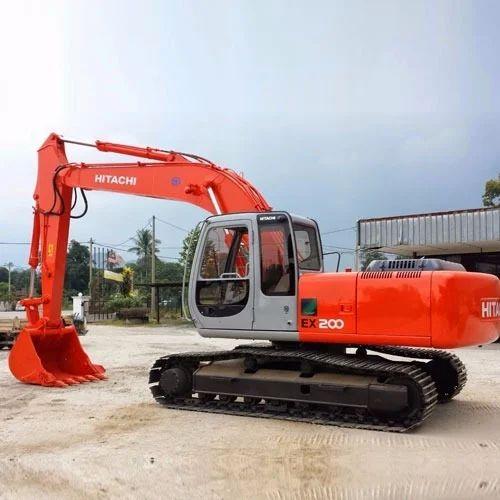 Hitachi EX 200 LC Excavator | Mylapore, Chennai | Infra