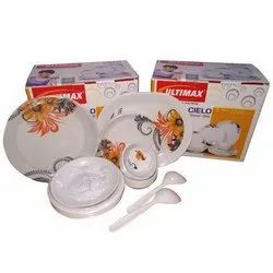 Cielo Melamine Dinner Set