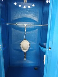 FRP Urinal Cabin