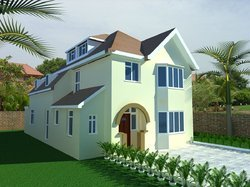 Luxury Architectural 3d Modeling Services