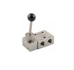 SS316L Manual Lever Operated Valve, For Industrial