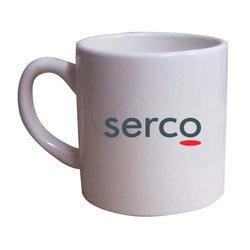 Ceramic Printed Coffee Mug