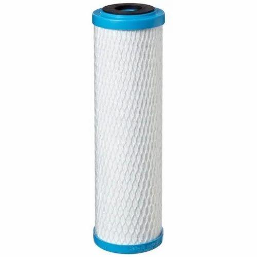 Fiberglass Choramine Removal Water Filter Cartridge, Capacity: 26,000 Litres