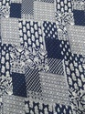 Rayon Print Discharge Fabric