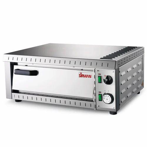 Sirman Stromboli Electric Deck Oven, 1