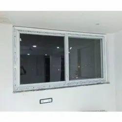 Modern Paint Coated Sliding Aluminium Window