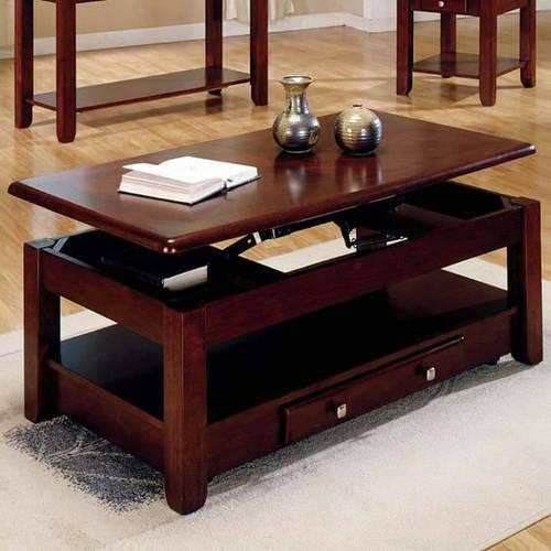 Decorative Wooden Center Table