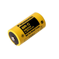 BR-C 3V Panasonic Lithium Battery