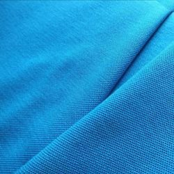 Cotton Pique Lycra Fabric
