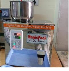 MAGICPACK Particle Weighing And Filling Machine
