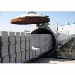 Autoclaved Aerated Concrete Blocks Line