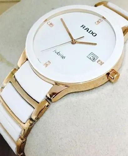 Men Formal Watches Rado Jublie Ceramic Watch, Model Name