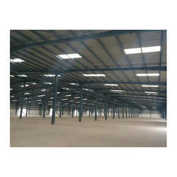 Mild Steel Industrial Shed