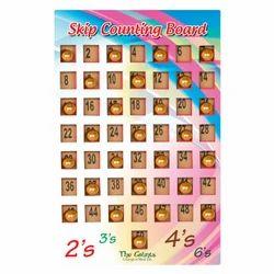 Skip Counting Board
