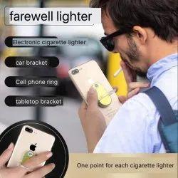 Mobile Phone Ring USB Lighter