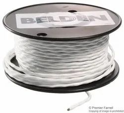 200 M White Two Core Tinted Copper Speaker Cable, Size: 100 Mtr