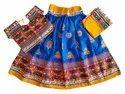 Kutch Embroidered Kids Choli - Garba Dance Costume