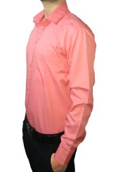 Awasheswar Cotton Mix Men's Plain Formal Shirt, Handwash