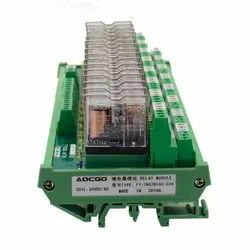 Relay Card 16-Channel 24VDC-16Amp G2R1 Omron