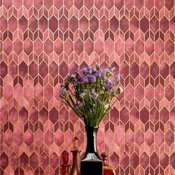 Sabyasachi Wallpapers For Nilaya Sheesha, Size: 57 Sqft