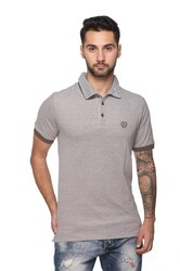 Casual Polo T -Shirt For Men