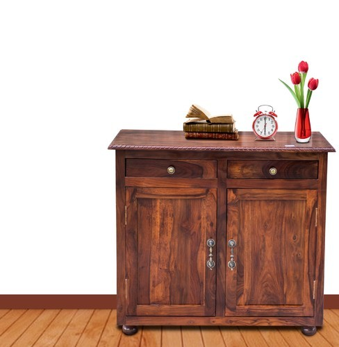 Sheesham Wood Bar Cabinet