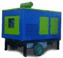 ESB-R30B - 30KW Portable Biomass Gasifier With Canopy