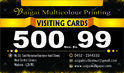 Printers For Visiting Card
