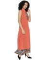 Women Layered Maxi Dress