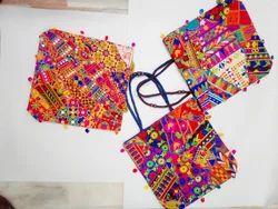 Multicolor Handmade Bags