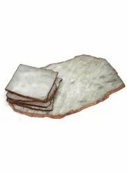 SHA-9001 Natural Stone Coaster Set