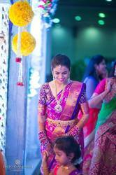 Maharashtrian Wedding Saree
