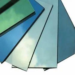 Plain Reflective Glass