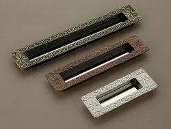 S 2073 Zinc Concealed Handle