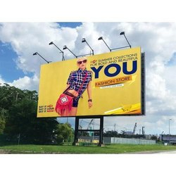 PVC Flex Banner /Hoarding Printing Service, For Advertising, in Mumbai