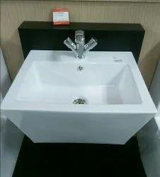 Hindware Ceramic Pedestal Wash Basin, for Bathroom